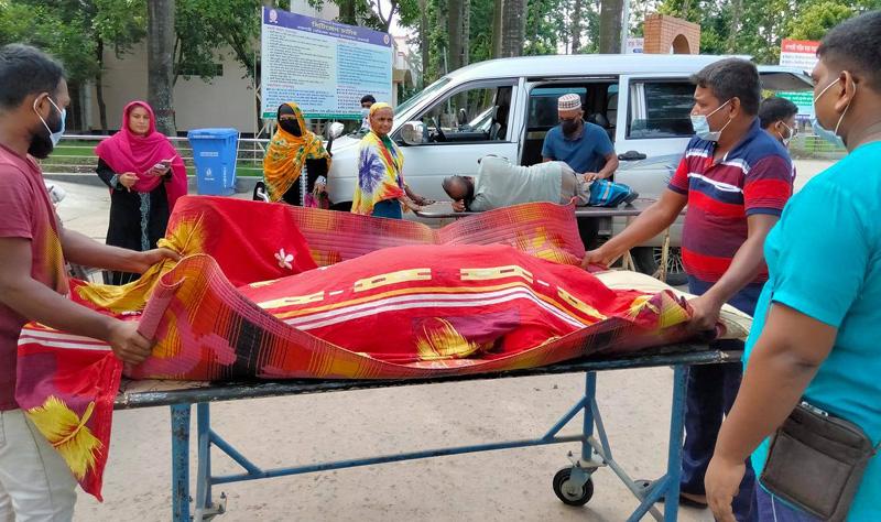 রামেক হাসপাতালের করোনা ইউনিটে আরও ৬ জনের মৃত্যু